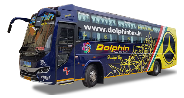 Online Bus Ticket Booking Dolphin Travel House